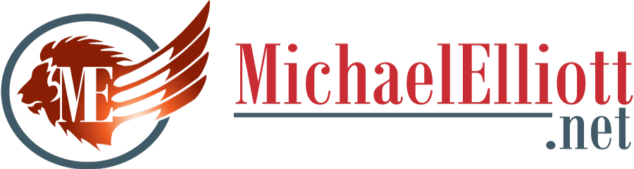 The Official Website of Michael Elliott logo