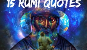 15 Inspirational Rumi Quotes